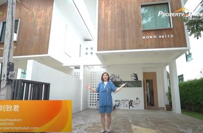 普吉岛学区日式风格别墅