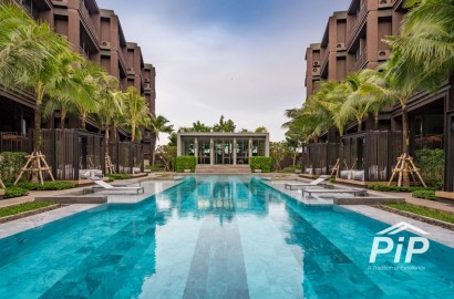 2-Bedroom Condo with Private Pool Access in Rawai