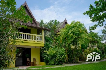 Bungalows and House in Nai Yang Phuket
