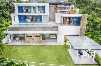 Luxury Sea View Villas