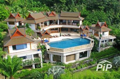 Ultra Private Estate for Sale
